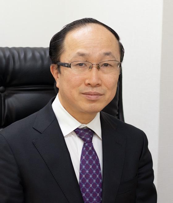代表取締役 菖蒲 亨